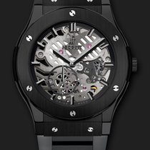 Hublot Classic Fusion Classico Ultra-Thin All Black Bracelet