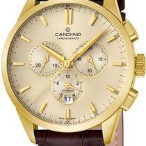 Candino Classic C4518/1 Herrenchronograph Klassisch schlicht
