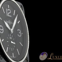 Bell & Ross Aviation Black Ceramic & Diamonds BR S...