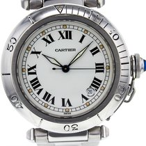 Cartier Pasha 38mm Stainless Steel Automatic Watch