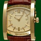 Bulgari Assioma Date 39mm 18k Yellow Gold Box&Papers