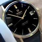 Omega Perfect Vintage Omega Seamaster Automatic 18ct solid...