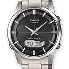 Casio LCW-M170TD-1AER Herren Funkuhr Solar Chronograph...