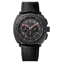 JeanRichard Terrascope Chrono Carbon - Arsenal Limited Edition