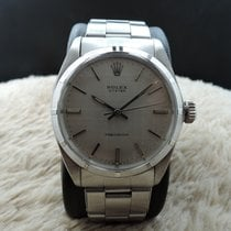 Rolex Oyster Date 6427 Stainless Steel Men's Watch With...