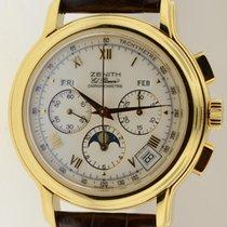 Zenith El Primero Chronomaster Annual Calendar Moonphase 18k...