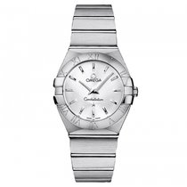 Omega Constellation  Stainless Steel Ladies watch 123.10.27.60...