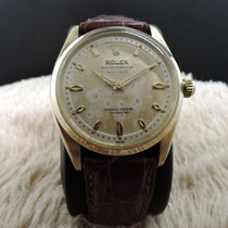 勞力士 (Rolex) OYSTER PERPETUAL 6564 14K YG with Original 2-Step...