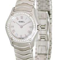 "Ebel Diamond ""Classic Wave""."