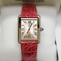 Cartier Tank Solo Pink Quartz [New]
