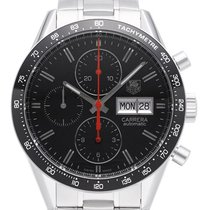 TAG Heuer Carrera Calibre 16 Day-Date Automatik Chronograph 41mm