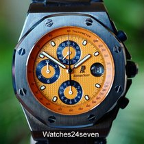 Audemars Piguet Royal Oak Offshore Chronograph Orange PVD LTD...
