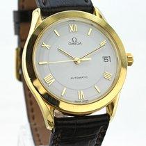 Omega gold automatic