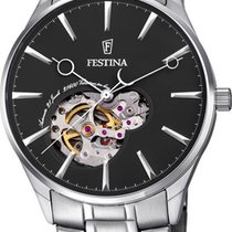 Festina Automatik F6847/4 Herrenarmbanduhr Design Highlight