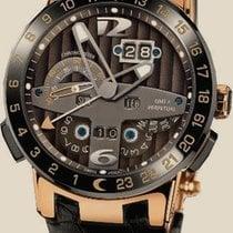 Ulysse Nardin El toro Perpetual Calendars GMT