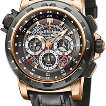 Carl F. Bucherer Patravi Traveltec FourX 00.10620.22.93.01
