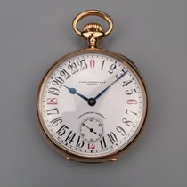 Patek Philippe 百达翡丽怀表 Patek Philippe Gondolo pocket watch
