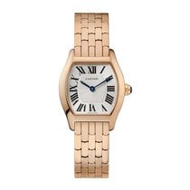 Cartier Tortue Manual Ladies Watch Ref W1556364
