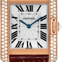 Cartier Tank Anglaise mittleres Modell