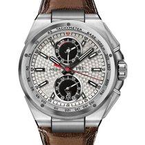 IWC Schaffhausen IW378505 Ingenieur Chronograph Silberpfeil...