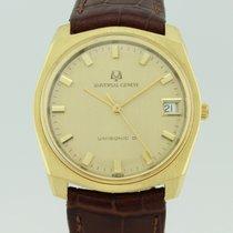 Universal Genève Vintage Quartz 18K Gold 15210/06
