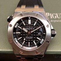 Audemars Piguet Royal Oak Offshore Diver's Watch  15703ST-...