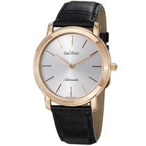 Paul Picot Fireshire Extra Flat 8810 Automatic Silver Dial...