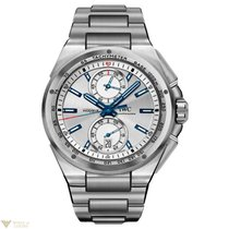 IWC Ingenieur Chronograph Racer Silver Dial Stainless Steel...