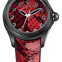 Corum L082/02981 Corum Bubble Art in Stainless Steel with...