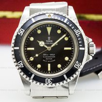 "Tudor 7928 Vintage Submariner ""Rose Logo"" Tropical..."