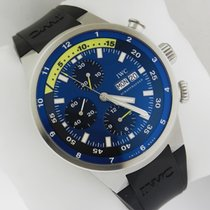 IWC Aquatimer Automatic Chronograph 44mm IW3782-03 Cousteau Diver