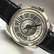Cartier - Caliber Silver Dial W/G W7100026