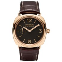 Panerai Radiomir Oro Rosso PAM00439 Rose Gold Watch