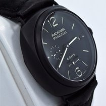 Panerai History Radiomir 8 Days Pam384 Ceramic Limited Edition...