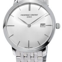 Frederique Constant Slim Line Automatic Steel Mens Watch...