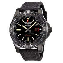 Breitling Avenger Blackbird Automatic Mens Watch V17311AT-BD74...