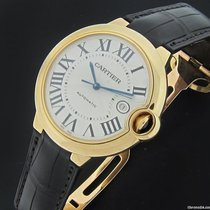 Cartier Ballon Bleu 18k Yellow Gold Watch W6900551