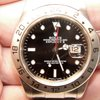 Rolex EXPLORER II 16570 BLACK DIAL
