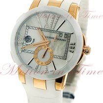Ulysse Nardin Executive Dual Time GMT Ladies, Mother of Pearl...