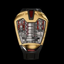 "Hublot Masterpiece MP-05 ""LaFerrari"" Gold"