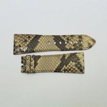 Cartier Lederband / Python / Tank Divan 29,20 / 22,35 Länge...