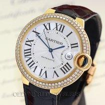Cartier 18KYG Cartier Ballon Bleu WE900751 Diamonds