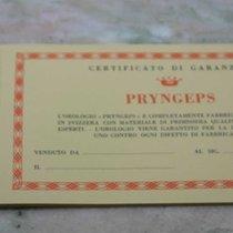 Pryngeps vintage warranty  rare newoldstock