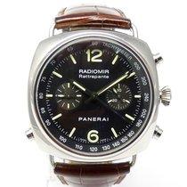 Panerai Officine Radiomir Chronograph Rattrapante Pam 214