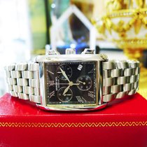 Raymond Weil Tosca 4874 Stainless Steel Chronograph Watch