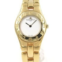 Baume & Mercier Linea MOA5251 Gold plated