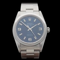 Rolex Air King Stainless Steel Unisex 14000M