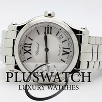 Chopard Happy Sport 36mm Automatic  Stainless Steel  With...