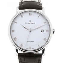 Blancpain Villeret Ultra Slim 38 Automatic Date