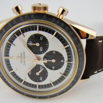 Omega Speedmaster Moonwatch Numbered Edition Sedna Gold 311.